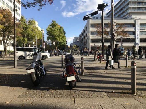 横浜 バイク カフェ
