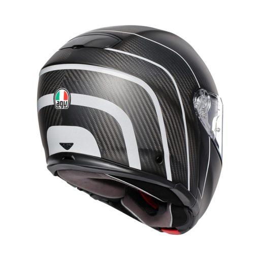 ハーレーに似合うカーボンヘルメット