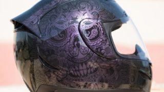 クラブスタイルのおすすめのヘルメットはアイコン