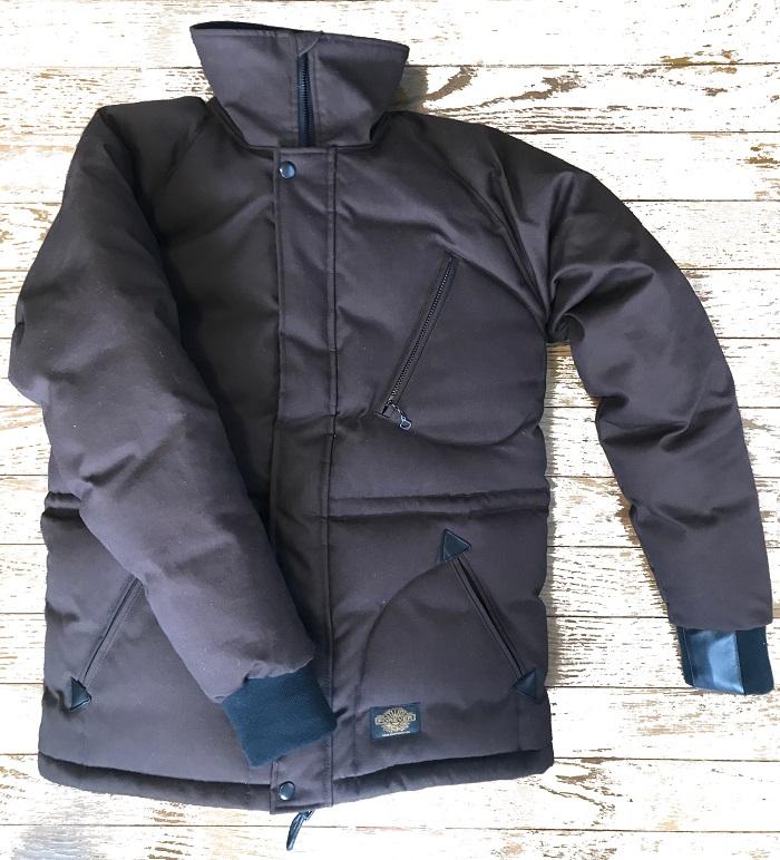 ハーレー 冬 ジャケット