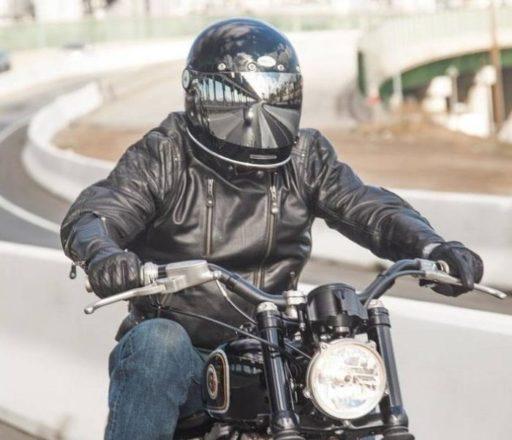 ハーレーに似合うヘルメット