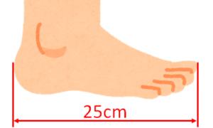 ブーツのサイズの選び方 レッドウイング