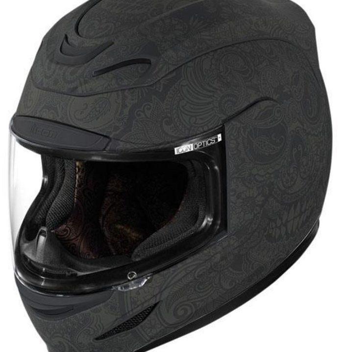 スピードクルーザーのおすすめヘルメットはアイコン