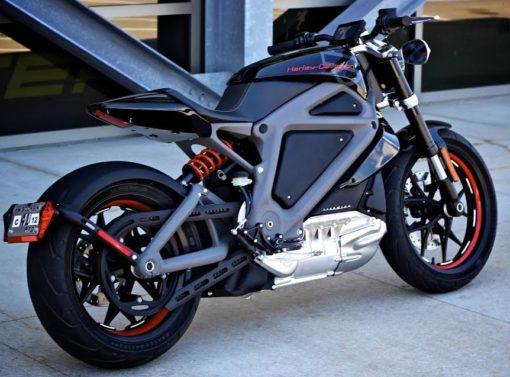 ハーレー 電動バイク